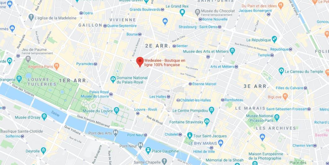 Besoin d'un telephone mobile sans abonnement en urgence à Paris ? Venez visitez Wedealee.com